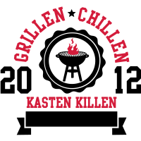 Grillen / Chillen / Kasten Killen