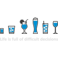 Life is full of difficult decisions