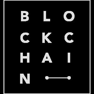 BlockChain-Buchstabenquadrat