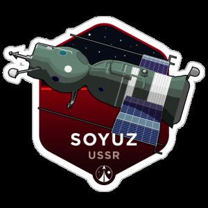 Space Race Serie: SOYUZ (Großdruck)