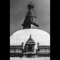 Der Tempel sieht alles