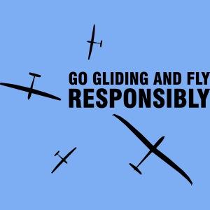 glider pilot gliding Segelflieger Geschenk