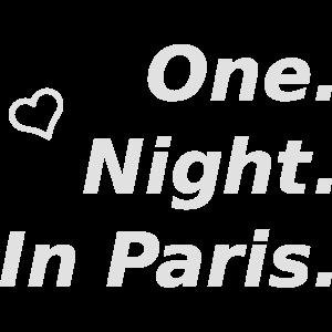 One Nigth in Paris Herz