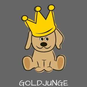 hugo goldjunge weiss