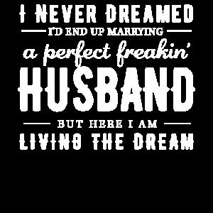 Ehemann heiraten freakin Liebesheirat