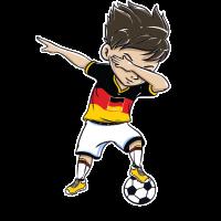 Fußball Weltmeisterschaft Deutschland Geschenk Dab
