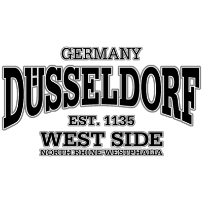 Düsseldorf (black) - Düsseldorf (black) - verein,rhein,karneval,fußball,fussball,fans,düsseldorf,deutschland,Verein,Ruhr,Rhein,Nordrhein-Westfalen,Königsallee,Karneval,Fußball,Fussball,Fans,Fan,Düsseldorf,Deutschland,Altstadt,1895
