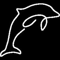 Delfin_weiss