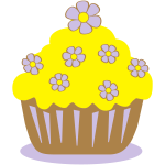 Blumencupcake