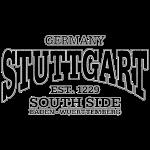 Stuttgart (black oldstyle)