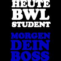 BWL Student Studium Uni Studieren Boss Geschenk