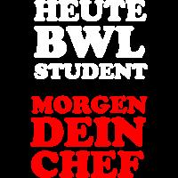 BWL Student Studium Chef Uni Geschenk