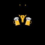 129 Hirsch JGA Bräutigam Begleitservice Mass Bier