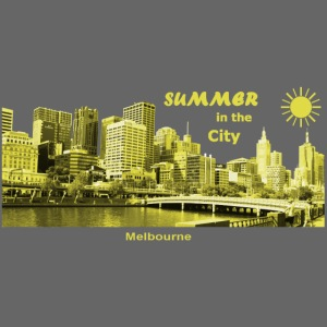 Summer Melbourne Australien