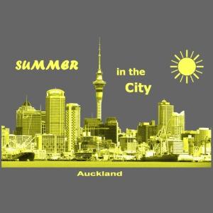 Summer Auckland Neu Seeland