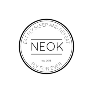Neok EAT FLY SLEEP AND REPEAT
