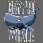 Crypto Whale Funny Cryptocurrency