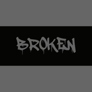 ''Broken'' Phone Case