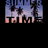 Sommer Palmen