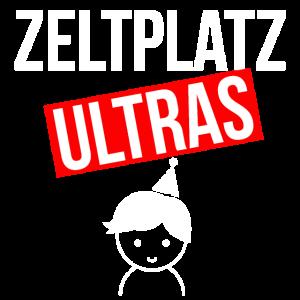 Zeltplatz Ultras