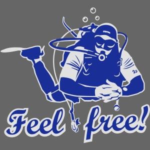Feel free!, bicolor