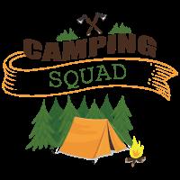 CAMPING SQUAD Team Camping
