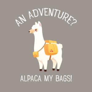 An Adventure? Alpaca My Bags!