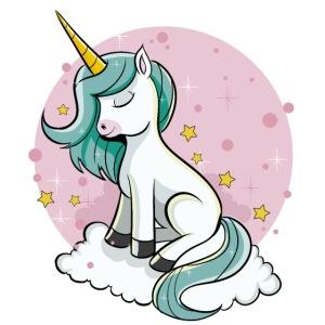 Cute Unicorn - Einhorn Feenstaub Magie Pferd