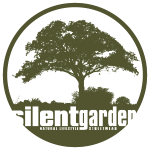 silent garden (green)