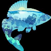 Barsch Perch Bass