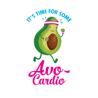 It's Time For Some Avo-Cardio