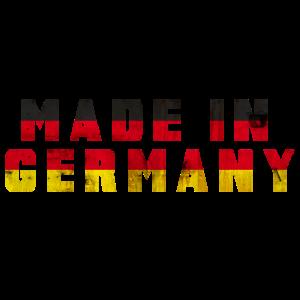 Made in Germany Deutschland
