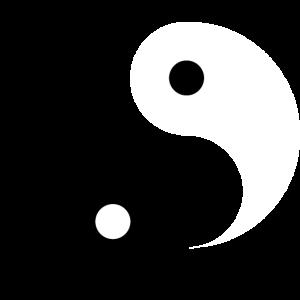 Yin Yang Love Yoga Meditation Geschenk Kleidung