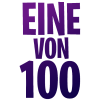Eine von 100