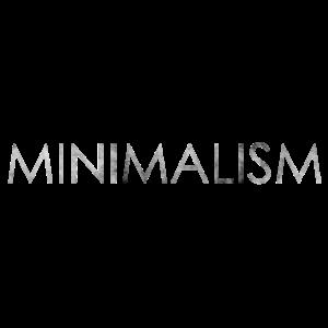 Minimalism Minimalismus minimalistisch leben