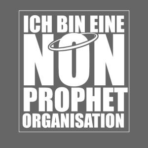 Non-Prophet Organisation (weiss)