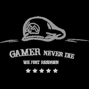 Mario Gamer never die - Zocker