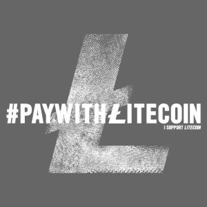 #paywithlitecoin