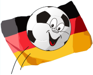 Fan-Shirt: Deutschland Fanshirt
