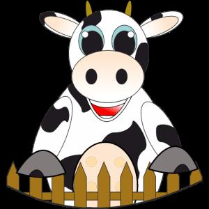Lustige Kuh - Fudge