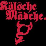 Kölsche Mädche Devil Logo