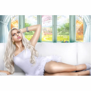 Nina-Nice Poster