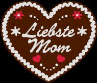 Muttertag Shirt: Lebkuchenherz