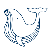 """Meeresbewohner """"BUCKELWAL"""" Unterwasserwelt SHIRT"""