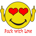 fuck with love