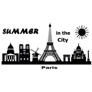 Paris Summer City France