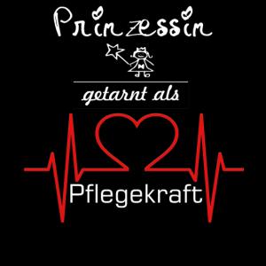 Pflegekraft-Prinzessin by XLX Design