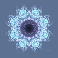 Mandala Chakra 7