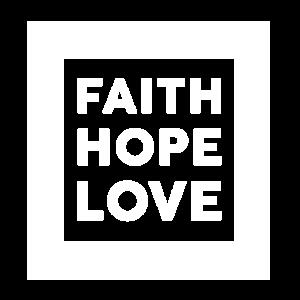 Glaube Hoffnung Liebe B