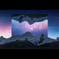 Foto Bilder Poster Geometrie Landschaft